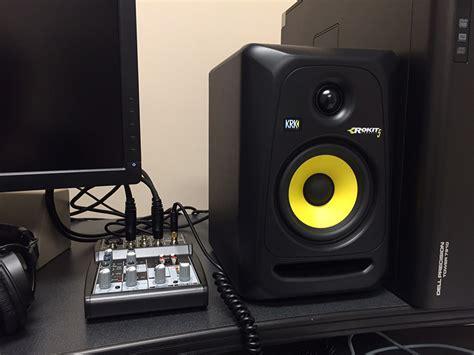 krk rokit       active studio monitor rpg