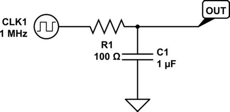 Capacitor Why Circuit Voltages Decay Slowly