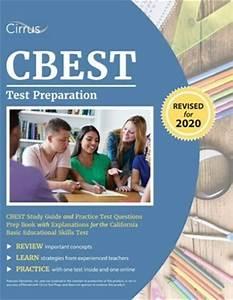 Cbest Test Preparation   Cbest Study Guide And Practice