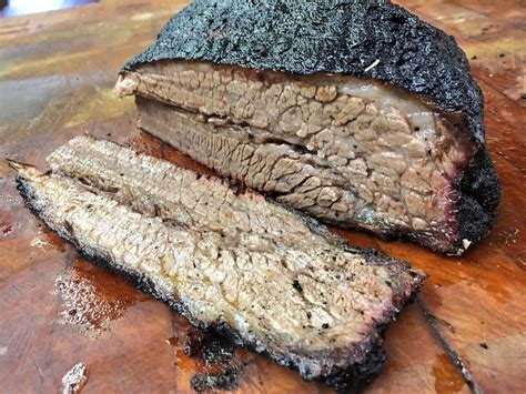 what is a brisket hot and fast brisket