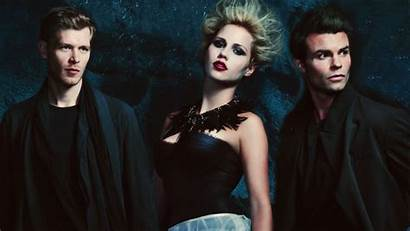 Vampire Diaries Klaus Rebekah Elijah 1080p Desktop