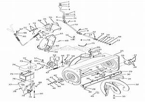 Ariens 924326 Parts List And Diagram