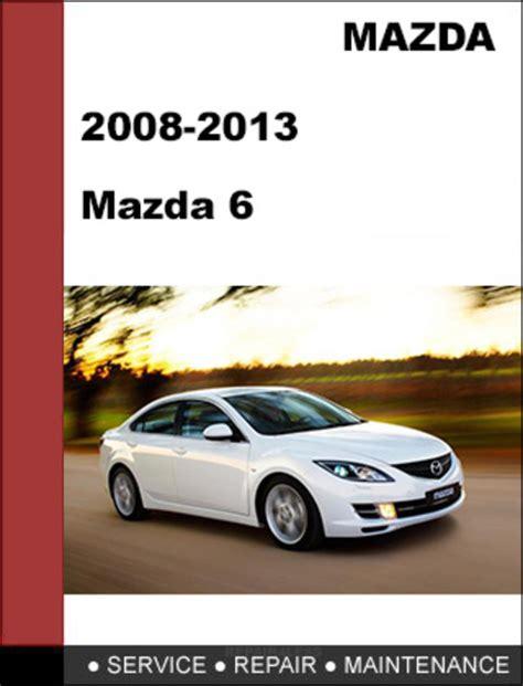 free auto repair manuals 2008 mazda mazda3 spare parts catalogs mazda mazda6 2008 2013 factory workshop service repair manual dow
