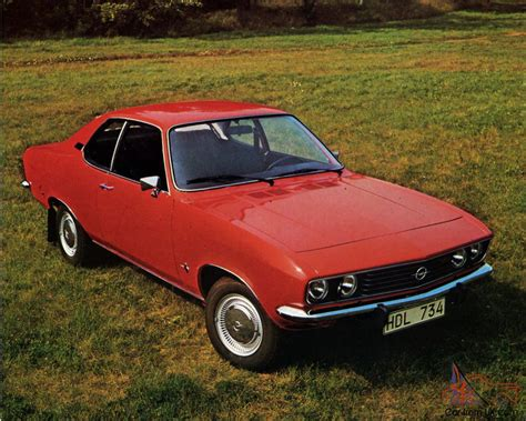 Opel Car : Classic Car Review