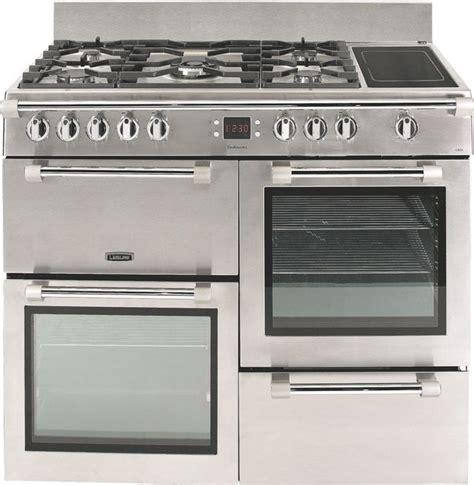 cuisine au gaz ou induction cuisinière piano de cuisson découvrez les fourneaux de