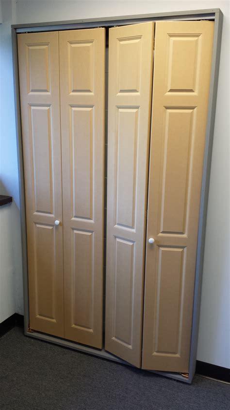 The Unique Bifold Closet Doors Home Designs 2017 Including