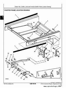 John Deere Cts Ii Combine Repair Diagnosis  U0026 Tests Tm1752
