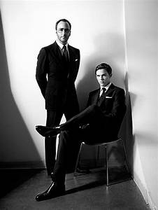 Nicholas Hoult & Tom Ford - Elle by Art Streiber, February ...