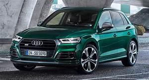 Audi Hybride 2019 : 2019 audi sq5 diesel with hybrid v6 tdi arrives with 342hp drivers magazine ~ Medecine-chirurgie-esthetiques.com Avis de Voitures