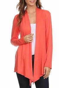 Chris & Carol Open Front Cardigan from Montclair by Oasis