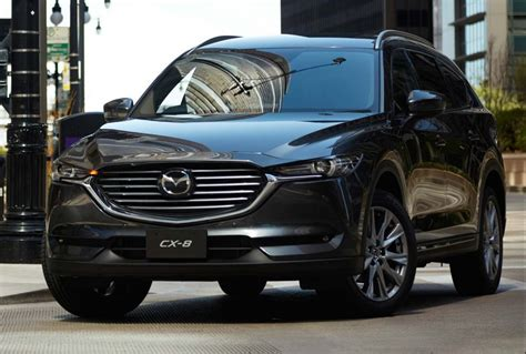Malaysia model with options shown. Mazda CX-8 (2017, first generation, JDM) photos
