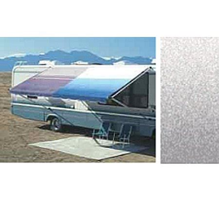 Rv Awnings Replacement Fabric by Carefree Rv Awning Replacement Fabric 14ft Silver Fade