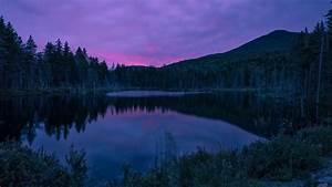 Wallpaper, River, Forest, Sky, Evening, Hd, Nature, 15669