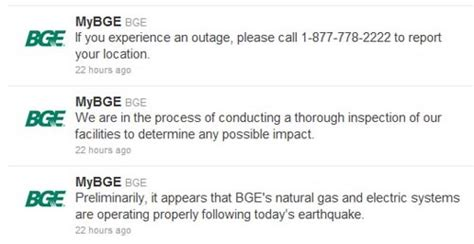 bge customer service phone number utilities using social media during a crisis true blue