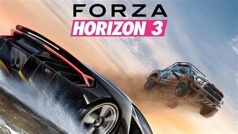 Forza Horizon 3  Test Zum Besten Rennspiel Der Letzten