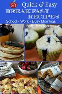 School Breakfast Ideas Quick