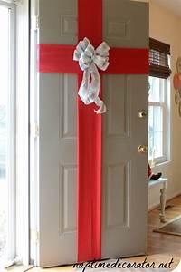 5, Best, Christmas, Door, Decorations
