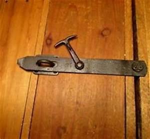 doors barn doors and antiques on pinterest With barn door hasp