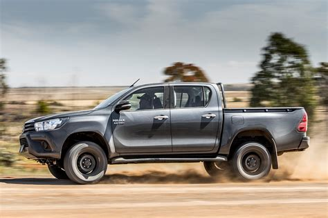 toyota hilux and ford ranger top the october sales charts 4x4 australia
