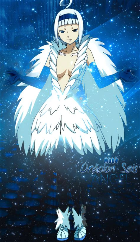 angel oracion seis  moontillaa  deviantart