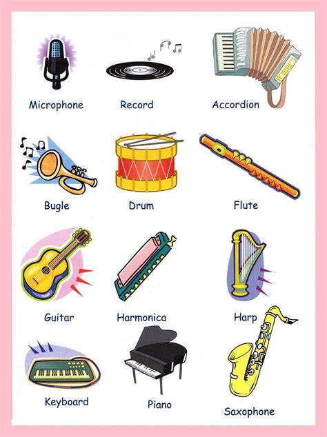 musical instruments angliyskiy yazyk po skaypu