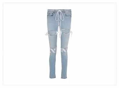Denim Ripped Pants Wear Jeans Gifs Anywhere
