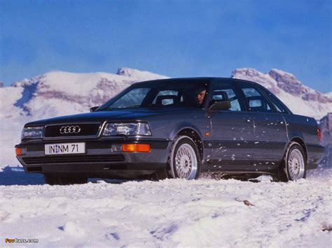 Wallpapers Of Audi V8 198894 1024x768