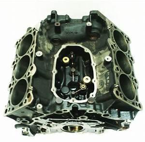 Engine Block 2 8 30v V6 Aha Atq 99