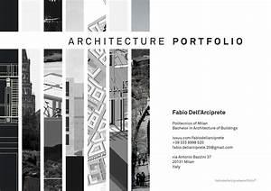 Architecture Portfolio by Fabio Dell Arciprete issuu