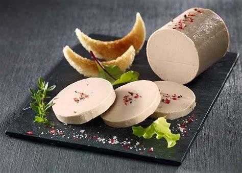 mousse de canapé mousse de canard au foie gras