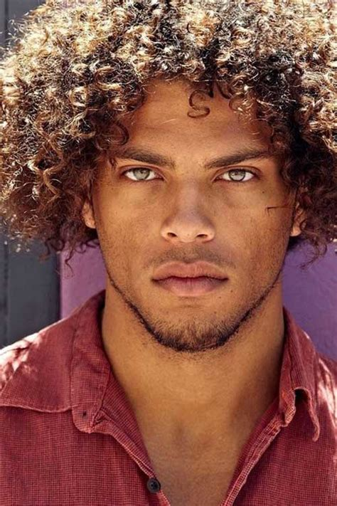curly hairstyles  black  mixed men afroculturenet