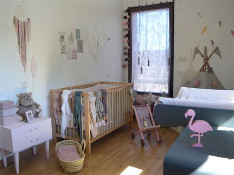 chambre fille bébé la chambre de lou joli place