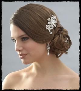 Dawn J39s Fashion Wedding Gown Bridal Hairstyle And