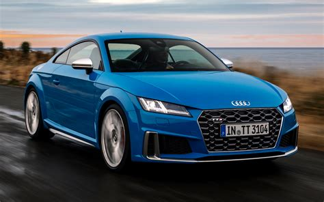 Audi Tts Coupe Wallpaper by 2018 Audi Tts Coupe Wallpapers And Hd Images Car Pixel