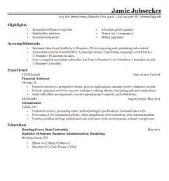 master of science in management resume sle resumes