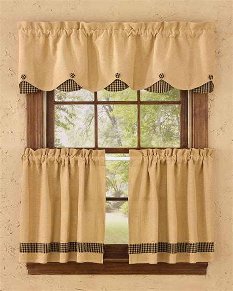 Pretty Windows Valances by Lined Scalloped Valances Pretty Windows