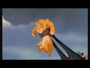 The Lion King Baby Simba - YouTube