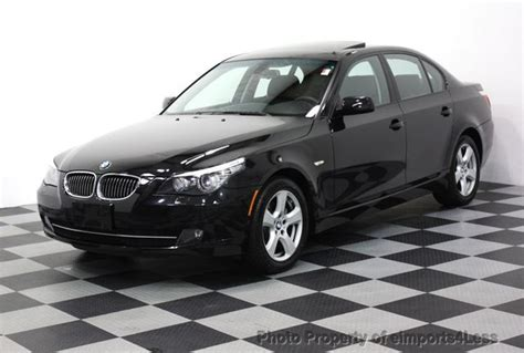 2008 Used Bmw 5 Series 535xi Awd 6 Speed At Eimports4less