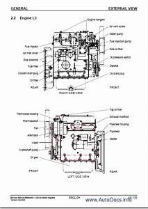 Mitsubishi L3e Wiring Diagram