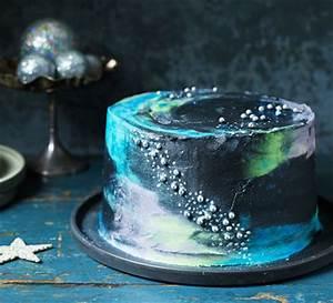 Galaxy cake recipe BBC Good Food
