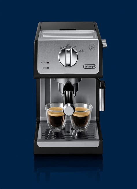 delonghi espresso maker ecp3420 delonghi kit 2x filter pods distinta dedica icona scultura