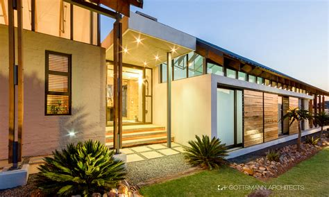 Home Entrance Top 10 In South Africa  Gottsmann Architects