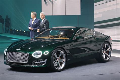 bentley sports bentley exp 10 speed 6 concept is a stunning 2 seat sports