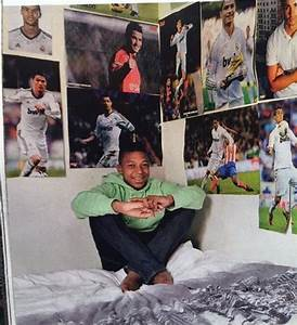 Kylian Mbappe Used To Have A Few Cristiano Ronaldo Posters