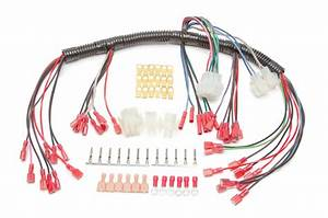 Fj40 Gauge Wiring Harness For Electric Speedometer