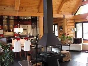Maison En Bois Tout Compris : maison en bois rond quebec youtube ~ Melissatoandfro.com Idées de Décoration