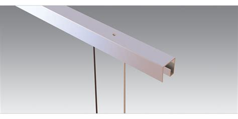Suspended Ceiling Rails by P Rail Heavy Duty Ceiling Hanging Systems Peakrock