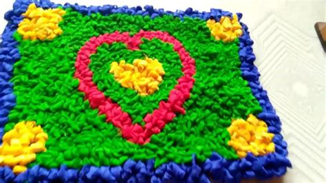 how to make a doormat from waste cloth door mat waste saree and recycling craft cloth from