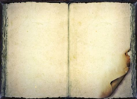 vintage open diary template  blogging frames brushes