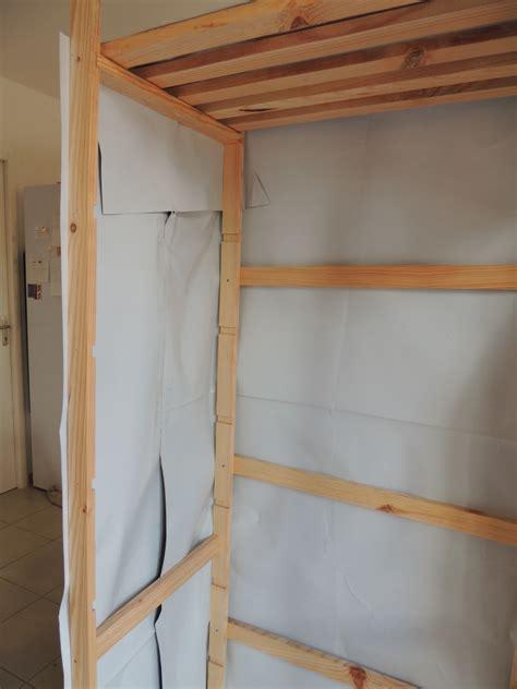 fabriquer un placard mural en bois maison design bahbe